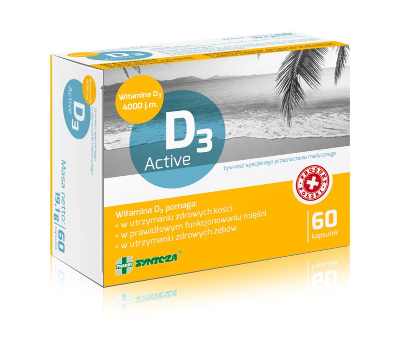 D3 Active - witamina D3